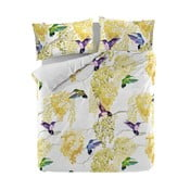 Poszwa na kołdrę z czystej bawełny Happy Friday Mimosa,220x220cm