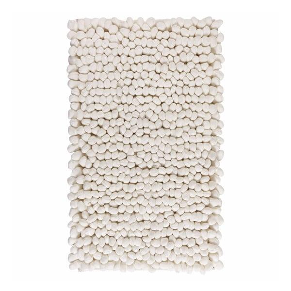 Dywanik łazienkowy Bodhi Ivory, 70x120 cm