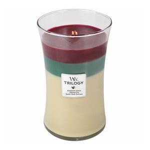 Świeczka zapachowa WoodWick Trilogy Cynamon, 609g