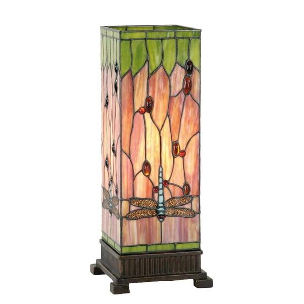 Lampa stołowa Tiffany Dragonfly
