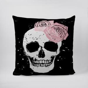 Poduszka Rose Skull