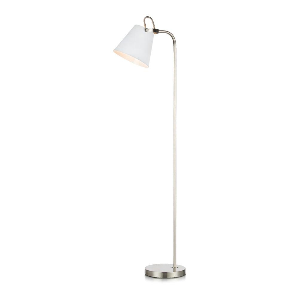 Biała lampa stojąca Markslöjd Tribe