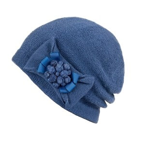 Niebieska czapka Lavaii Andrea