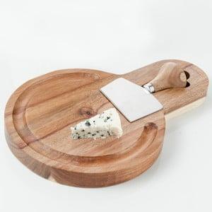 Deska i   nóż do krojenia serów Brandani Planche