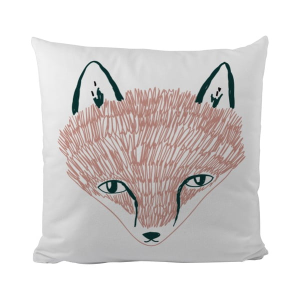 Poduszka   Fox Bali, 50x50 cm