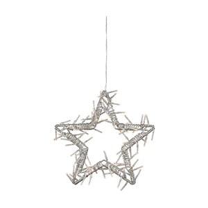 Świecąca dekoracja wisząca Markslöjd Nina Star