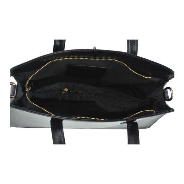 Skórzana torebka Griga Nero
