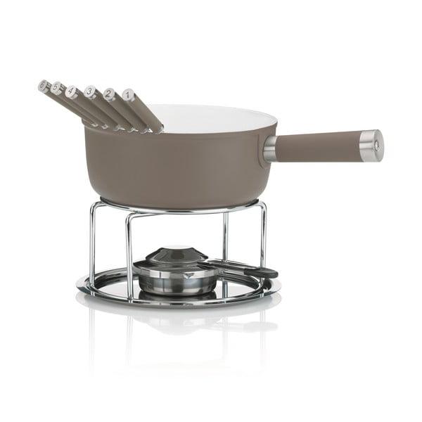 Zestaw do fondue serowego Lancy