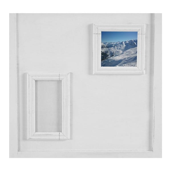 Parawan Picture Frames White, 161x170 cm