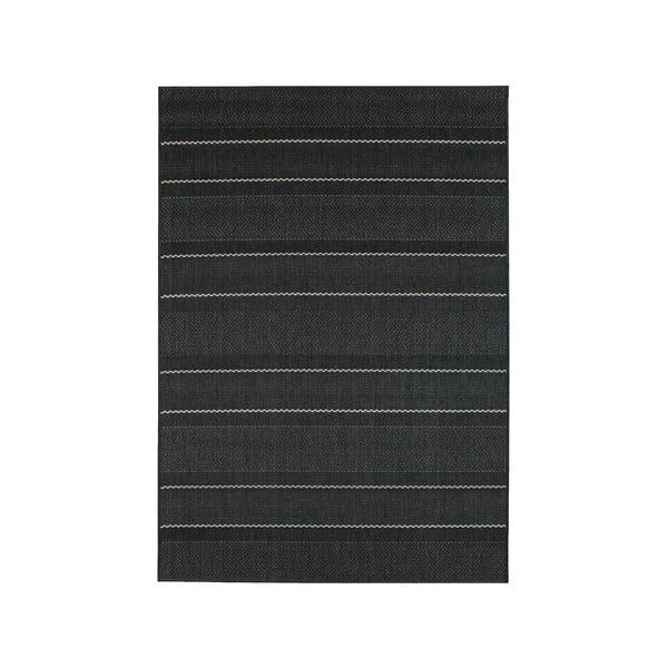 Dywan ogrodowy Patio Charcoal, 160x230 cm