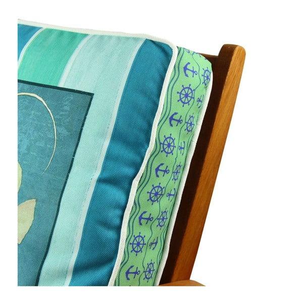 Poduszka na krzesło z wypełnieniem Fort, 42x42 cm