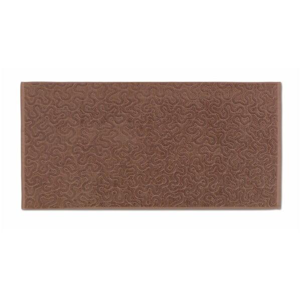 Ręcznik Kela Landora Nugát, 50x100 cm
