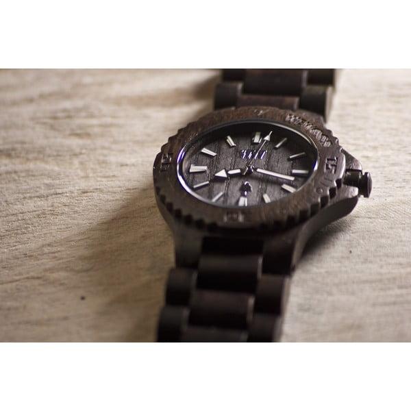 Drewniany zegarek Date Chocolate