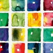 Obraz Kolorowe retro, 60x60 cm