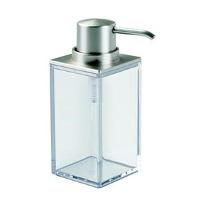 Dozownik mydła InterDesign Clarity Soap