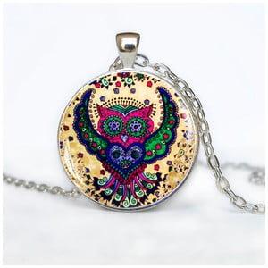 Damski łańcuszek z wisiorkiem Butoni de Camasa Happy Owl