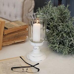 Świecznik Candle Latern White