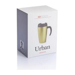 Zielony kubek termiczny XD Design Urban