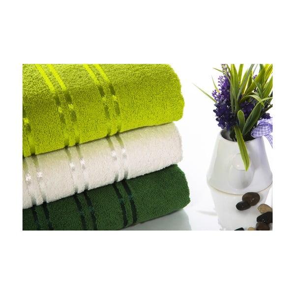 Zestaw 3 ręczników Becky V6, 50x90 cm