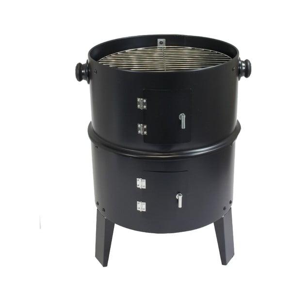 Grill 3w1, czarny