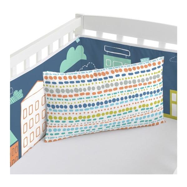 Ochraniacz do łóżeczka Moshi Moshi Holidays, 210x40 cm