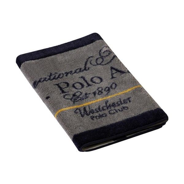 Dywanik łazienkowy U.S. Polo Assn. Dark, 60x100 cm