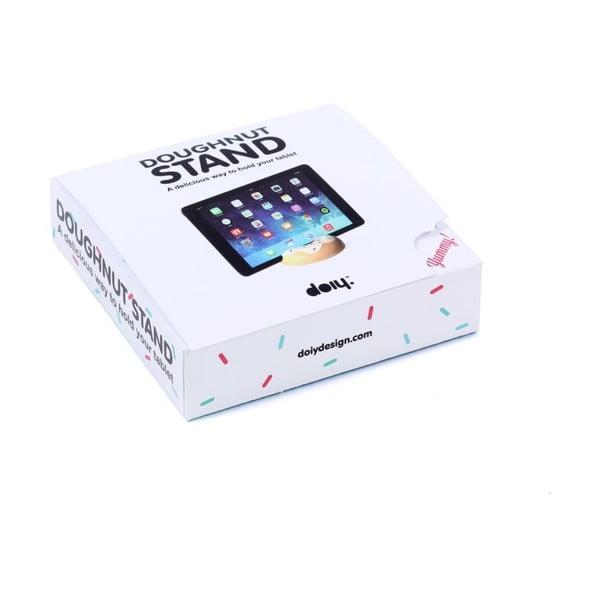 Podstawka pod iPad Doughnut White