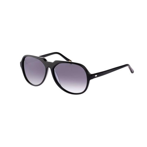 Męskie okulary przeciwsłoneczne GANT Edgy Black
