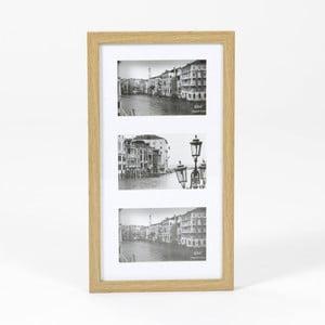 Drewniana ramka na 3 zdjęcia Amadeus Aperture