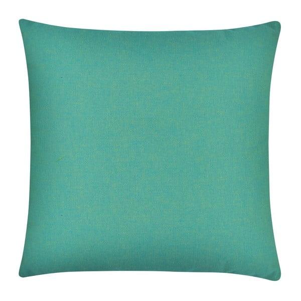 Poduszka z wypełnieniem Blue Shell, 43x43 cm