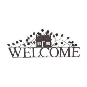 Napis dekoracyjna Welcome, 70x28 cm
