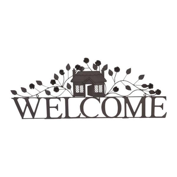 Dekoracja Welcome, 70x28 cm