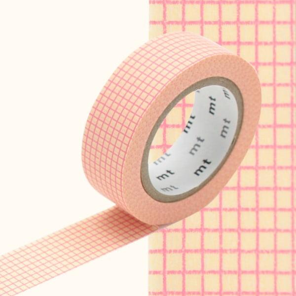 Taśma dekoracyjna washi MT Masking Tape Riva, dł.10m