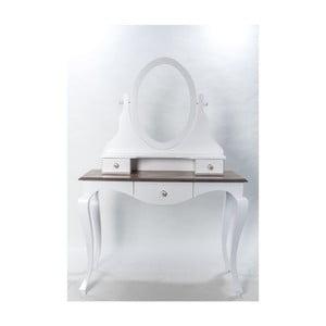 Toaletka z lustrem Victoria, 110x54x164 cm