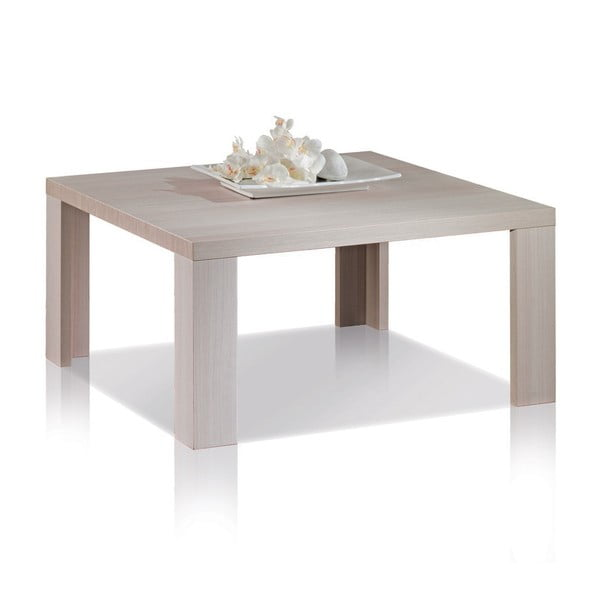 Stolik kawowy Coffee Table 70x70cm, modrzew