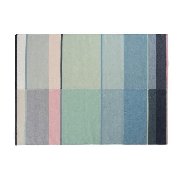 Wełniany dywan Leus Pastel, 140x200 cm