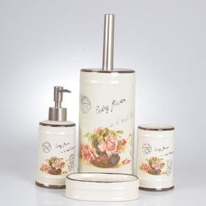 Zestaw łazienkowy Vintage Flowers