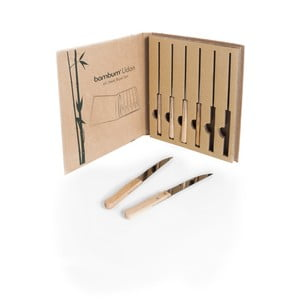 Zestaw 6 noży do steków Bambum Udon
