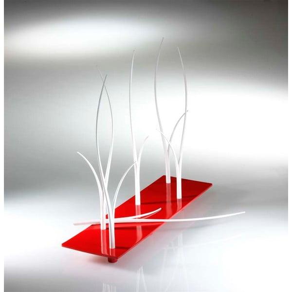Zestaw do serwowania przekąsek Entity Degusto Red