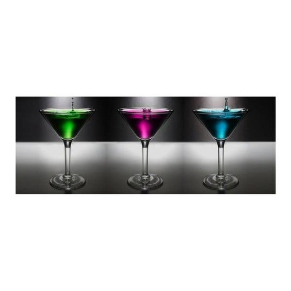 Obraz DecoMalta Drinks, 80x30cm