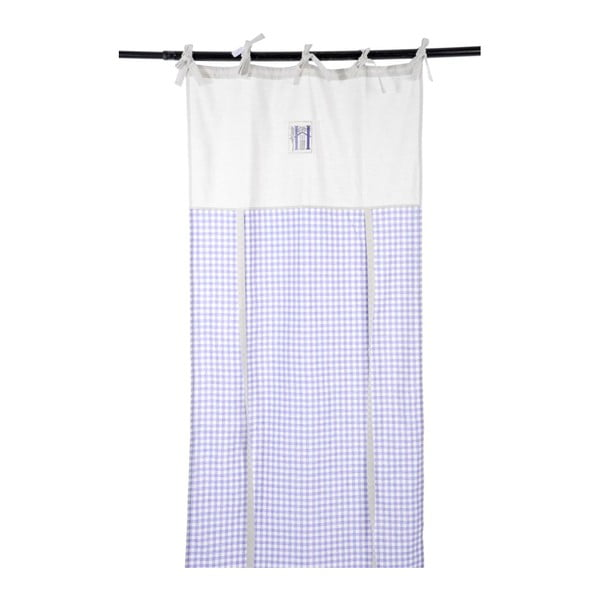 Zasłona Lavender Cott, 80x160 cm