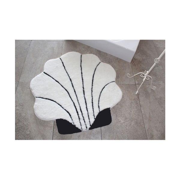 Dywanik łazienkowy Shell Ecru, Ø 90 cm