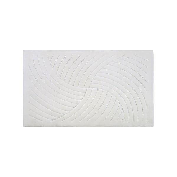 Dywan Waves 80x300 cm, kremowy
