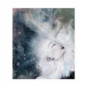Plakat autorski: Léna Brauner Tzw., 54x60 cm