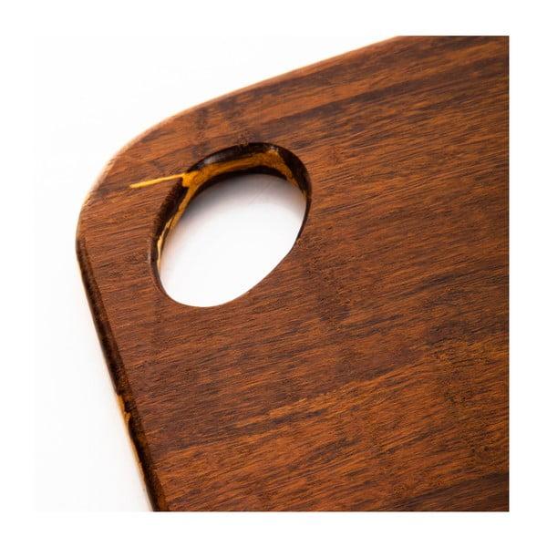 Bambusowa deska do krojenia Yata, 25x19