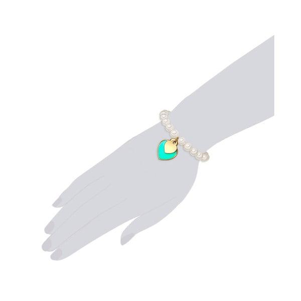 Perłowa bransoletka Are, perła 8 mm