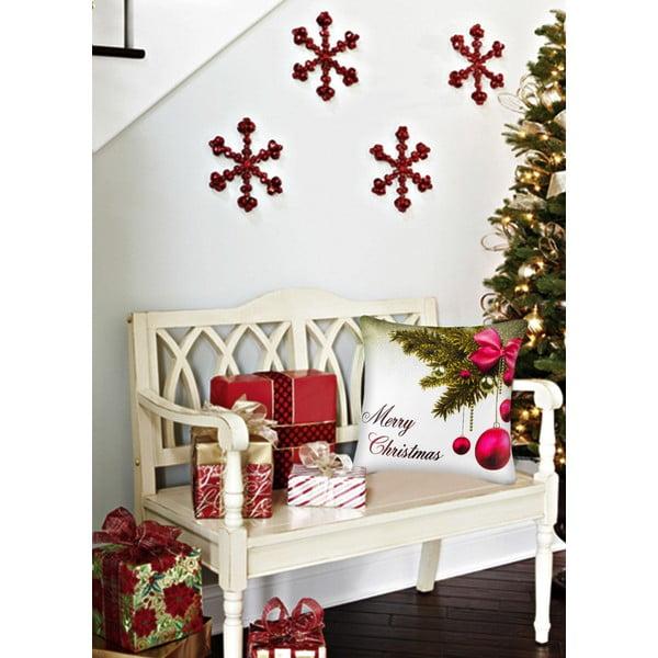Poszewka Christmas V28, 45x45 cm