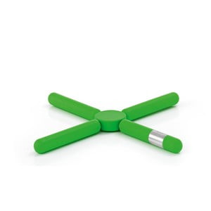 Zielona podkładka składana pod garnek Blomus Knik