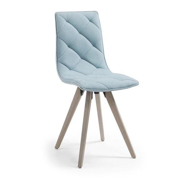 Błękitne krzesło La Forma Tuk