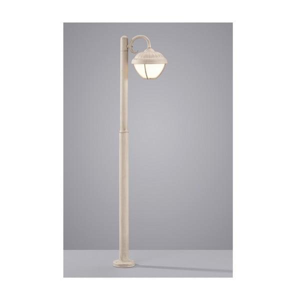 Zewnętrzna lampa stojąca Trio Verdon White, 110 cm